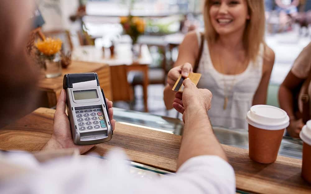 faster cashless payment