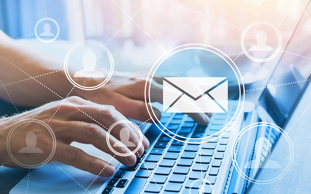 The email scandal: broadband companies