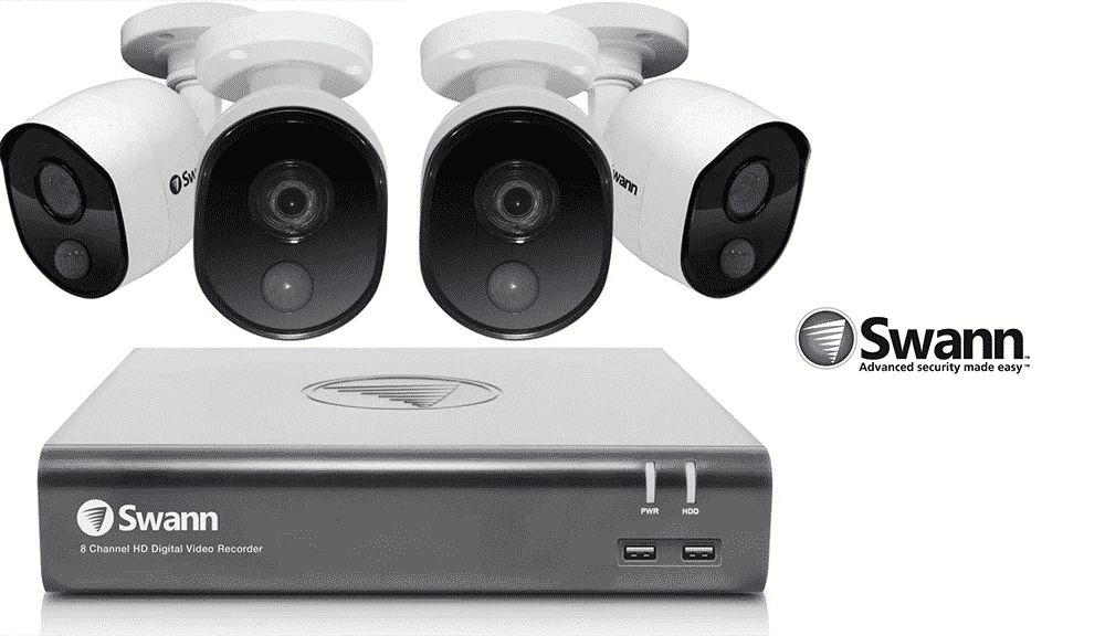 Swan Smart Security Camera