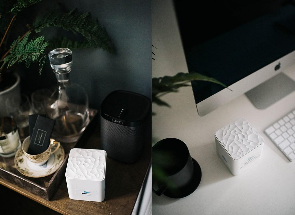 Intelligent mesh wifi extender