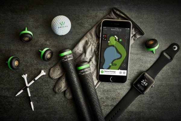 Golf WIFI tech connection Apps