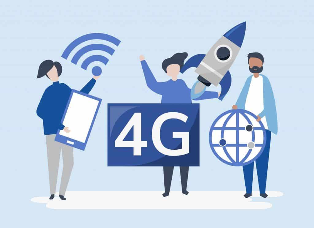 4G sim Rural broadband