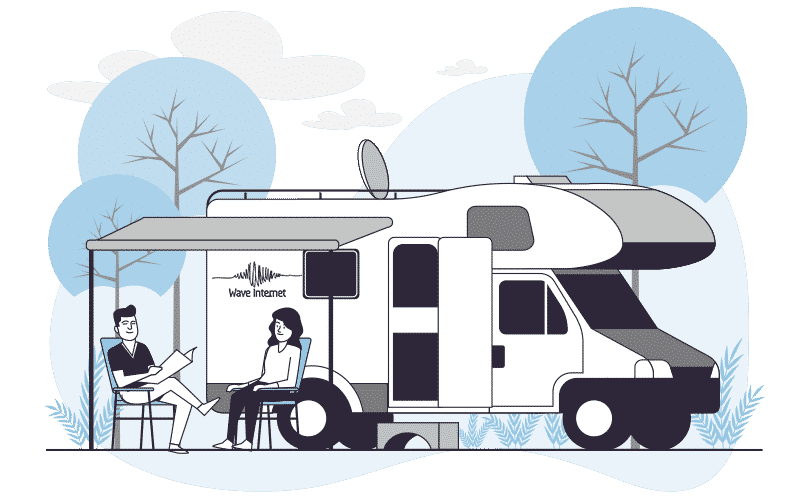 Wave Caravan Wifi